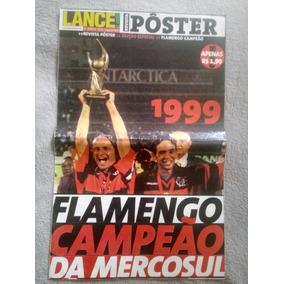 Poster Flamengo Mercosul 1999