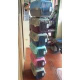 Kennel Jaula Caja Transporte Perros Miniatura Gatos Cachorro