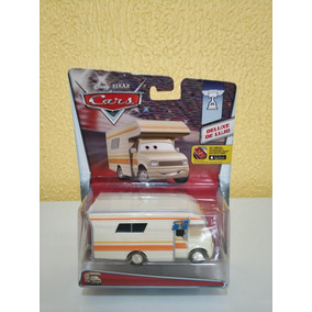 Disney Cars Mattel Larry Camper