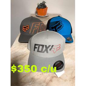 655ad3c6b39c0 Gorras Fox Originales - Accesorios de Moda de Hombre Gris claro en ...