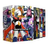 Serie Mazinger Z Box 1 Al 8 Entrega Inmediata Digital