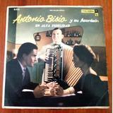 Antonio Bisio Y Su Acordeón