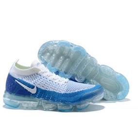 3a5d5c129fe Tenis Nike Gel Azul Flyknit - Tênis para Feminino no Mercado Livre ...