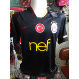 Camisa Galatasaray Preta