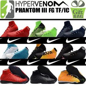 Botin Nike Hypervenom 2018 - Botines en Mercado Libre Argentina 1d4996876a84e