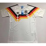 Camisa Retro Alemanha Adidas no Mercado Livre Brasil 028c8c3876c31