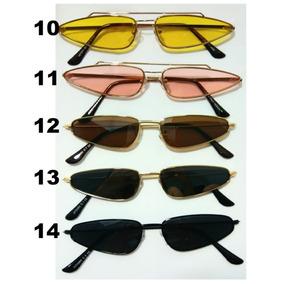 Oculos Redondos Pequenos De Sol - Óculos no Mercado Livre Brasil b4ea979468