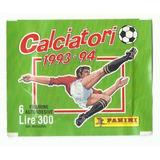 Campeonato Italiano Calciatori 1993/94 - Envelope Lacrado