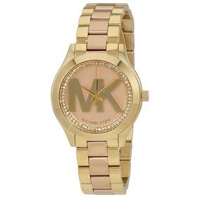 Reloj Michael Kors Dorado - Relojes Michael Kors en Mercado Libre Chile f758cd39186b