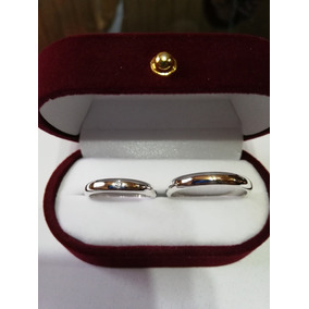 Anillo Plata 950 Con Circon, Compromiso O Matrimonio.
