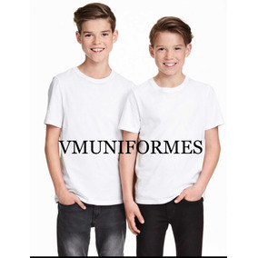 Remera Camiseta Sublimables Niño