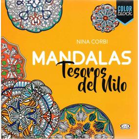 Libro: Mandalas Tesoros Del Nilo ( Nina Corbi) Color Block