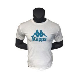 277287a3c4796 Polera Kappa Hombre Sportstyle Polera Kappa Logo Kpmpov1821w