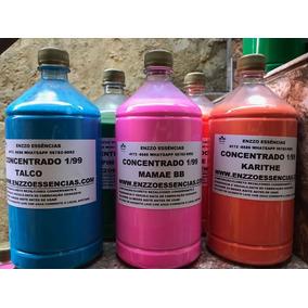 Base Desinfetante Concentrado 1 Litro Faz 25litros (cada Um)
