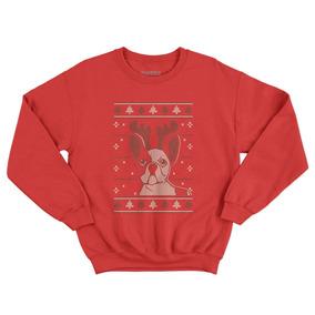 Sudadera Bulldog Reno - Navidad