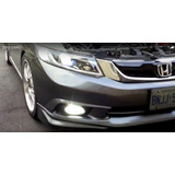 Parrilla Estilo Jdm Usdm Sedan Honda Civic 12