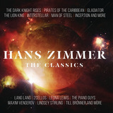Vinilo Hans Zimmer -hanns Zimmer The Classics-2 Lp Nuevo