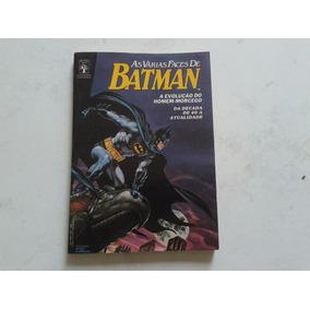 Batman As Varias Faces De Batman