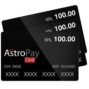 Astropay Card Usd/brl