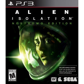 Alien: Isolation Nostromo Edition Ps3 Mídia Física