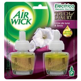 Air Wick Repuesto Aromatizante Lirios De Luna Y Seda