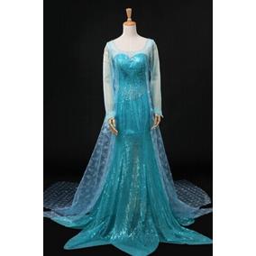 Vestidos de frozen de mujer