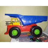 Camion Minero Chuquicamata (tipo Goliat)