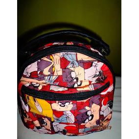 Bolso Para Dama Y Niña Looney Tunes