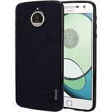 Funda Slim Armor Motorola Moto E4 Plus + Vidrio Templado