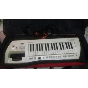 Teclado Lucina Roland Synthesizer Ax-09