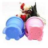 Vaso Estrilizador Para Copa Menstrual - Perrito Gatito