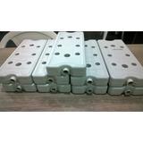 Gelo Artificial Reutilizável Rígido 1000ml Kit C/10 Unidades
