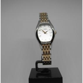 ee23c346bea3 Reloj Timex Indiglo Para Dama En Acero Bicolor - Reloj de Pulsera en ...