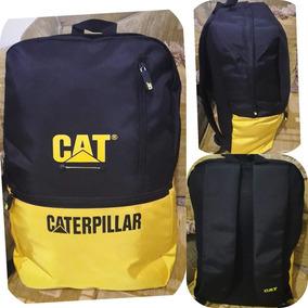 50bb67e0e Morral Caterpillar Cat Biwa 82104 - Ropa y Accesorios en Mercado ...