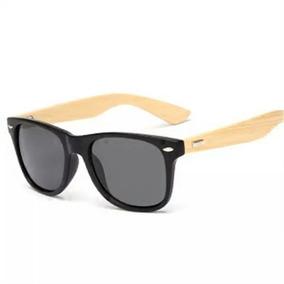 Oculos De Sol Bamboo (frete Grátis) - Óculos no Mercado Livre Brasil 1746641d4f