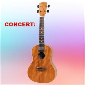 Ukelele Concert Electroacustico Diamod Head Ukulele