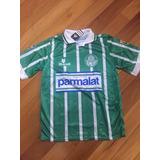 66126dabfed13 Camisa Do Palmeiras Adidas A 1° Da Era Parmalat Perfeita - Futebol ...