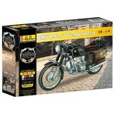 Modelo A Escala Para Armar Motocicleta Maquettes Heller Bmw