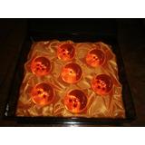 Caja Con Las 7 Esferas Del Dragon Ball Z Reale Gokou