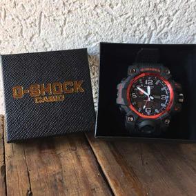 Relógio Casio G-shock Preto/vermelho