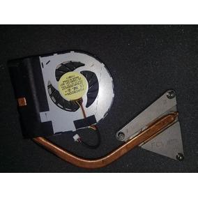 Ventoinha/ Dissipador Do Processador Dell Inspiron 14 P22g