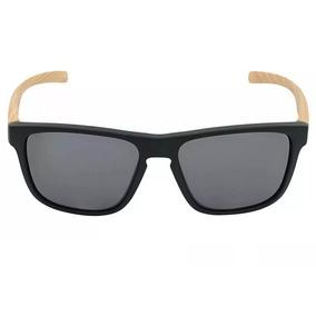 Óculos De Sol Masculino Hb H-bomb Matte Black Wood Original 16421ca5d7