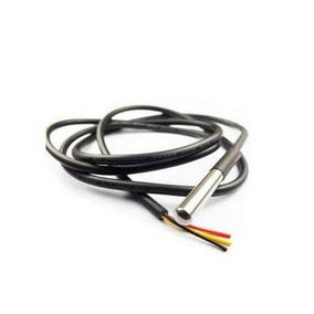 10 X Sensores De Temperatura Ds18b20 À Prova Dágua Arduino
