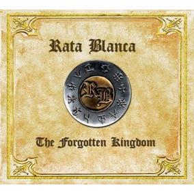 Cd Rata Blanca El Reino Olvidado + Forgotten 2 Cd C/medallón
