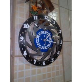 3c9e17f3b3e Relógio De Parede Do Cruzeiro Cruzeiro Esporte Clube - Relógios no ...