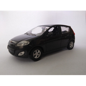 Miniatura Fiat Palio Cinza - 1/43 Norev