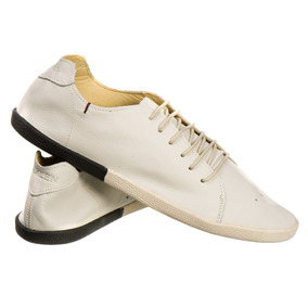 a61028be76 Pretinho Tenis Masculino Adidas Osklen - Tênis Prateado no Mercado ...
