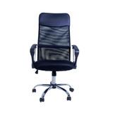 Cadeira Escritório Excellence Office Giratória Preto Facthus