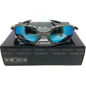 14a060611dd40 Oculos Oakley Romeu 2 Ice Juliet - Óculos no Mercado Livre Brasil