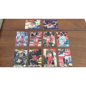 Cards Ayrton Senna